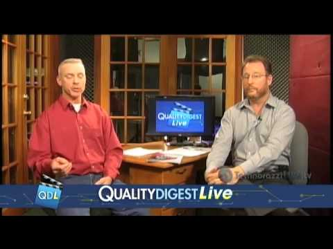 Bennie Fowler, VP of Global Quality at Ford Motor Co. As Seen On Quality Digest LIVE March 2, 201289