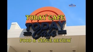Universal Orlando NEW Today Cafe AP Preview
