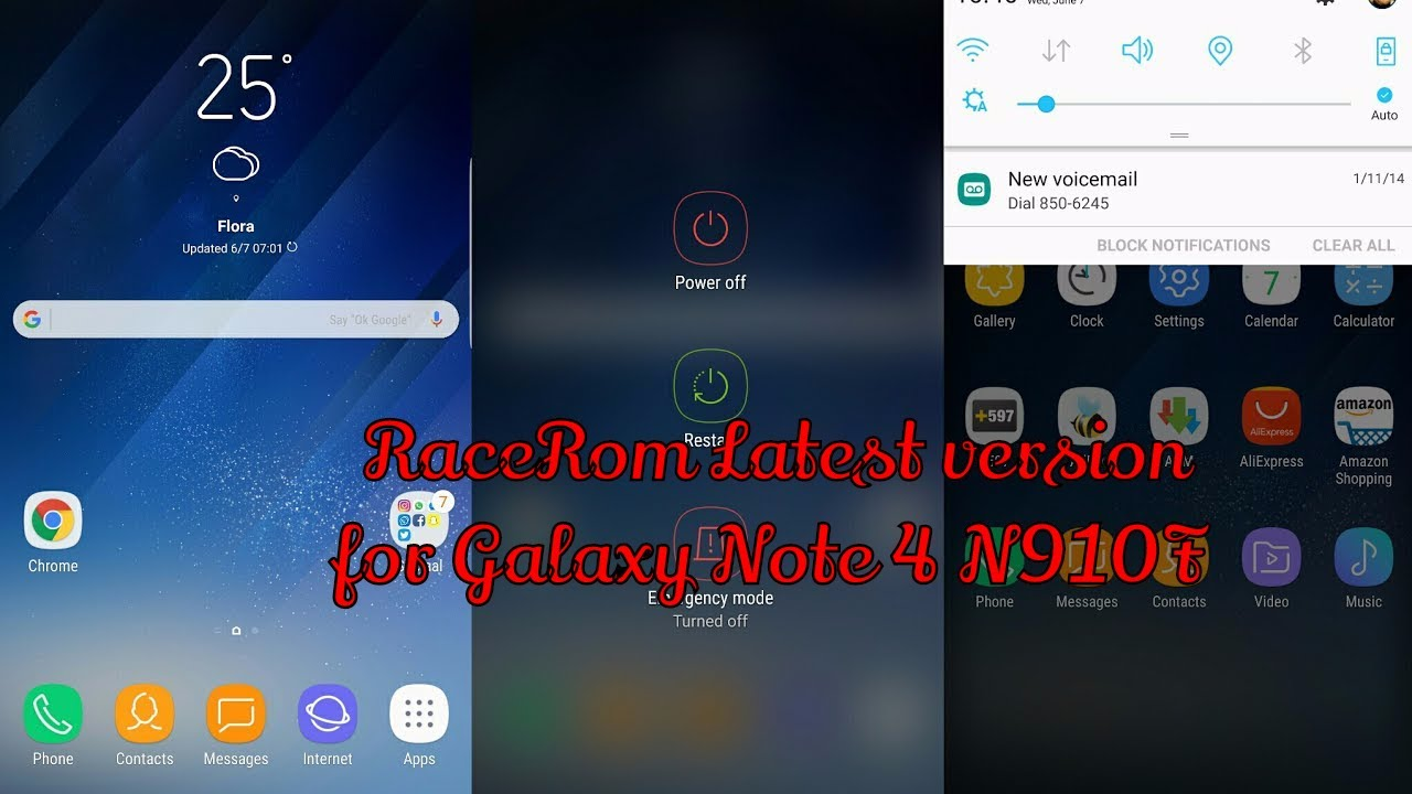 N7 Apps For Galaxy Note 4 N910f