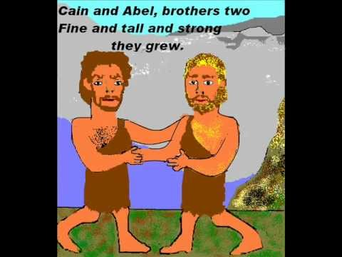 Sheila Hamil  Cain and Abel
