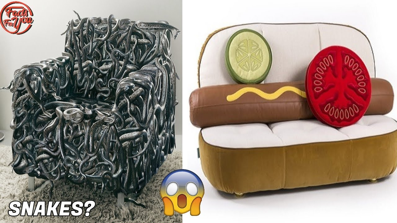 Sofa Designs You Have Never Seen Before