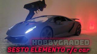 Hobbygraded SESTO ELEMENTO R/C Car (1/14th Scale)