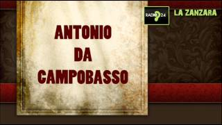 La fremente invettiva di Antonio da Campobasso a 'La Zanzara' (8 luglio 2015)