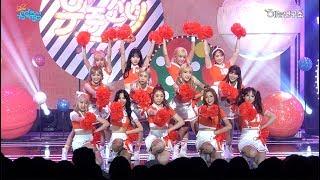 [예능연구소 직캠] 우주소녀 해피 @쇼!음악중심_20170610 Happy WJSN in 4K