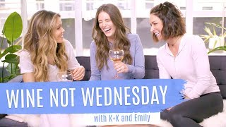 Wine Not Wednesday ~ Our Skincare Routines, Fave Movie Quotes & The Weirdest Things in Our Purses