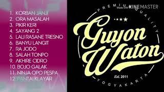 Full album guyon waton terbaru 2018