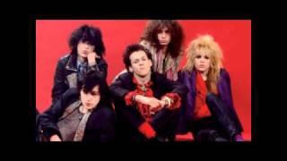 Hanoi Rocks - Boulevard Of Broken Dreams. (lyrics). Album: 'Two Ste...