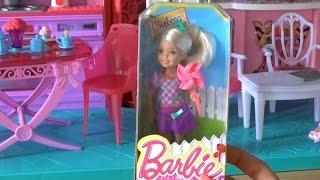 Розпакування нової оригінальної ляльки Челсі, яка у нас буде грати роль Келлі