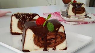 Sütlü İrmik Tatlısı-Sürpriz İrmik Tatlısını Mutlaka Deneyin Çok Kolay 5  Dakikada Hazırlayabilirsi