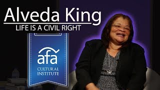 Life is A Civil Right | Dr. Alveda King