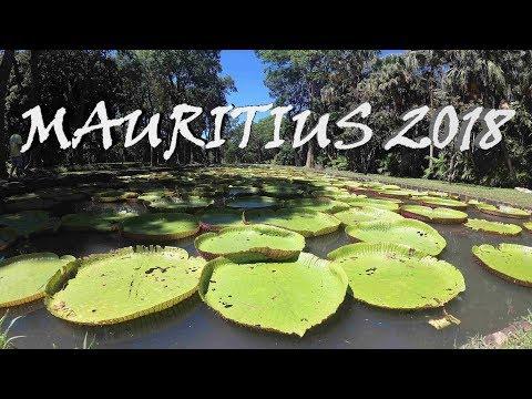 Mauritius Travel 🌊 Botanic Garden, Sugarcane factory, Chamarel, Cap Malheureux [4K]