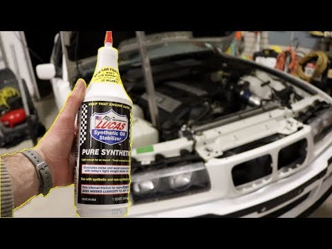 Will Lucas Oil Stabilizer Fix My Ticking BMW?
