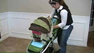 Baby Gizmo Bumbleride Indie 2010 Stroller Review