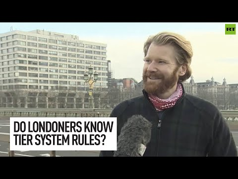 RT UK brought to TIERS over Londoners knowledge of incoming rules