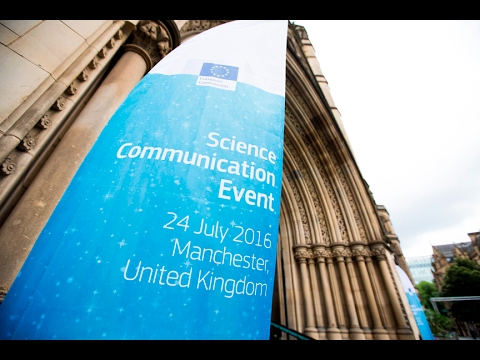 Communicate from the start - The EU Guide to Science Communication