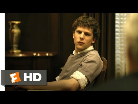 The Social Network (2010) - Cease and Desist Scene (3/10) | Movieclips