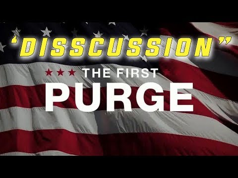 "(Tamil) - The First Purge ""DISCUSSION"" 