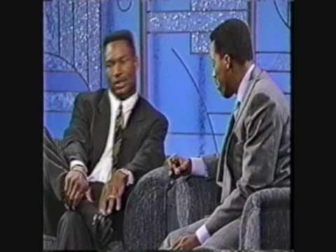 Bo Jackson on The Arsenio Hall Show 1989