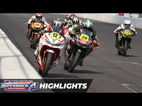 Liqui Moly Junior Cup Race 2 Highlights at Indianapolis Motor Speedway 2020