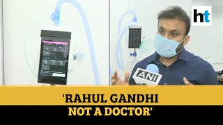 Watch: AgVa rejects allegations of faulty ventilators, gives demo YouTube Videos