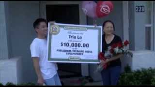 School Teacher Wins PCH Sweepstakes