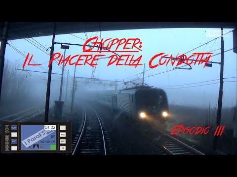 CHOPPER : IL PIACERE DELLA CONDOTTA EP.3 - viaggio in cabride da Lodi a Piacenza (Ultima Puntata)