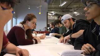 2014 Rapid Physical Game Design - Speed Dating - Camera 2