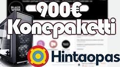 KASATAAN KONEPAKETTI // 900€ Black friday-tietokone