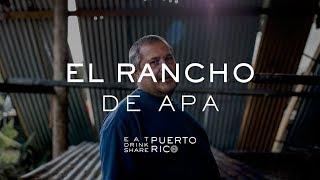Eat, Drink, Share Puerto Rico Food • El Rancho de Apa