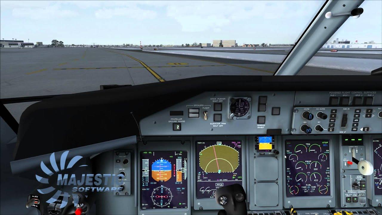 hot sale online 7d01e f7a1b ... Alaska Horizon Airlines Q400 Engine Start KLWS simMarket  MAJESTIC  SOFTWARE - DASH 8Q 400 PRO EDITION - EU SALES FSX P3D ...