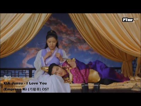 [MV] [Empress Ki (기황후) OST] XIA Junsu - I Love You (ENG+Rom+Han.SUB.)