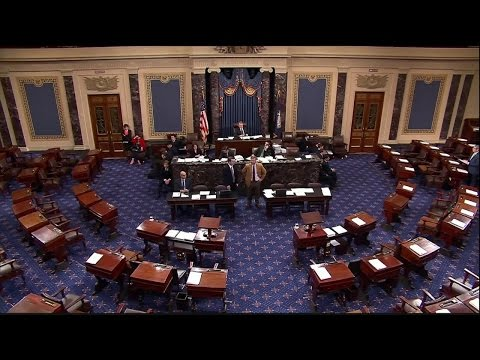 LIVE STREAM: US Senate Debates Alexander Acosta Secretary of Labor Nomination 4/27/17 Live News