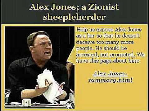 Alex Jones the Gate Keeper Exposed