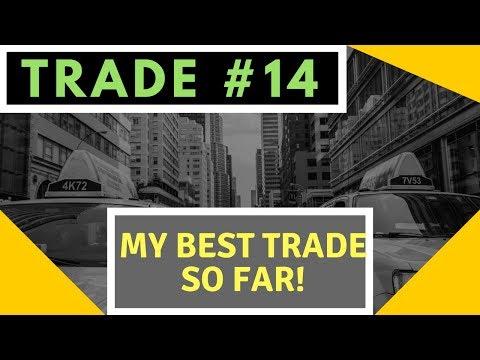Trade #14 - My Best Trade So Far! (SPY 01/03/18)