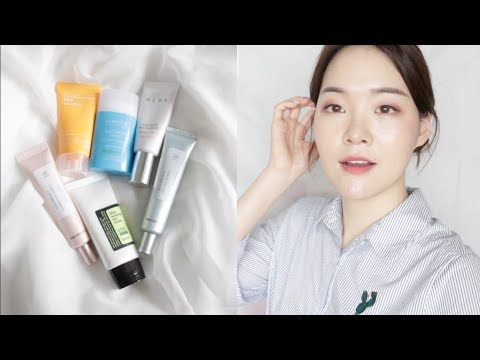 Fave Suncream for Every Skin Type! | 요즘 잘 사용하는 선크림 제형별로 추천!