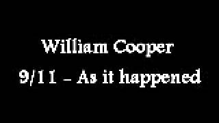 WILLIAM COOPER 9/11 BROADCAST AS IT HAPPENED