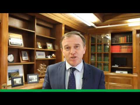 George Eustice Commits To Soil And Organic Farming Methods
