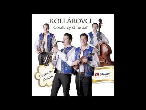 KOLLÁROVCI - GORAĽU CY ČI NE ŽAĽ- Prezentácia nového CD