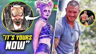 The Fiend OFFICIALLY Given To Alexa Bliss! (Randy Orton Says Bray Wyatt Will NEVER Return To WWE)