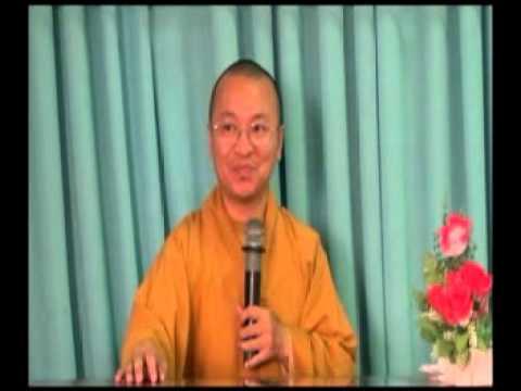 Triết học ngôn ngữ Phật giáo 07: Logic và đàm thoại (08/06/2012)