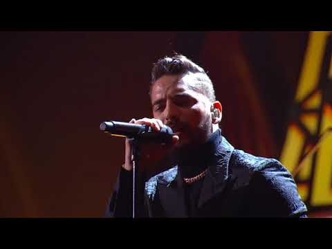 Maluma - Felices Los 4: Live on Latin Grammy Awards (Mic Feed/Isolated Vocals/Voz Real)