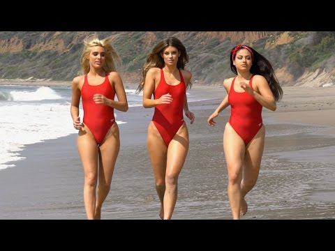 Baywatch | Hannah Stocking & Lele Pons