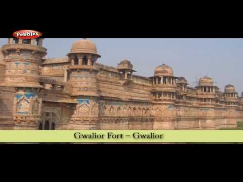 Tourist Places in Madhya Pradesh | Gwalior | Jabalpur | Madhya Pradesh | Bhopal | Bhedaghat