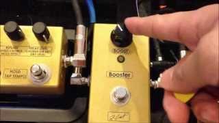 zcat pedals booster