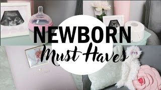 Video NEWBORN MUST HAVES 2017 / ESSENTIALS download MP3, 3GP, MP4, WEBM, AVI, FLV Juli 2018
