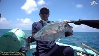 CÂU CÁ BIỂN   CÂU CÁ MIỀN TÂY   HUYNH KHOA FISHING
