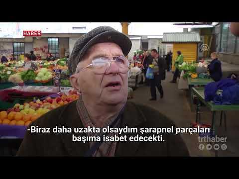 Bosna Hersek'teki Sırp katliamının tanığı 84 yaşındaki Abid Kocevic