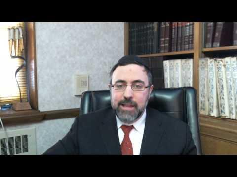 Torah Video Vort - Terumah 5773 - Rabbi Etan Tokayer