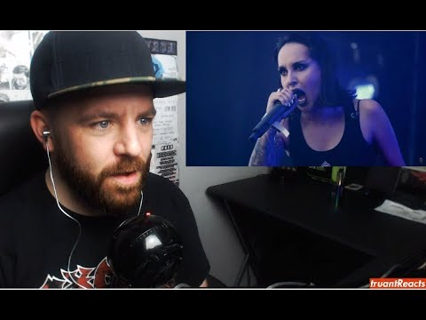 JINJER - Who Is Gonna Be The One   Napalm Records - REACTION