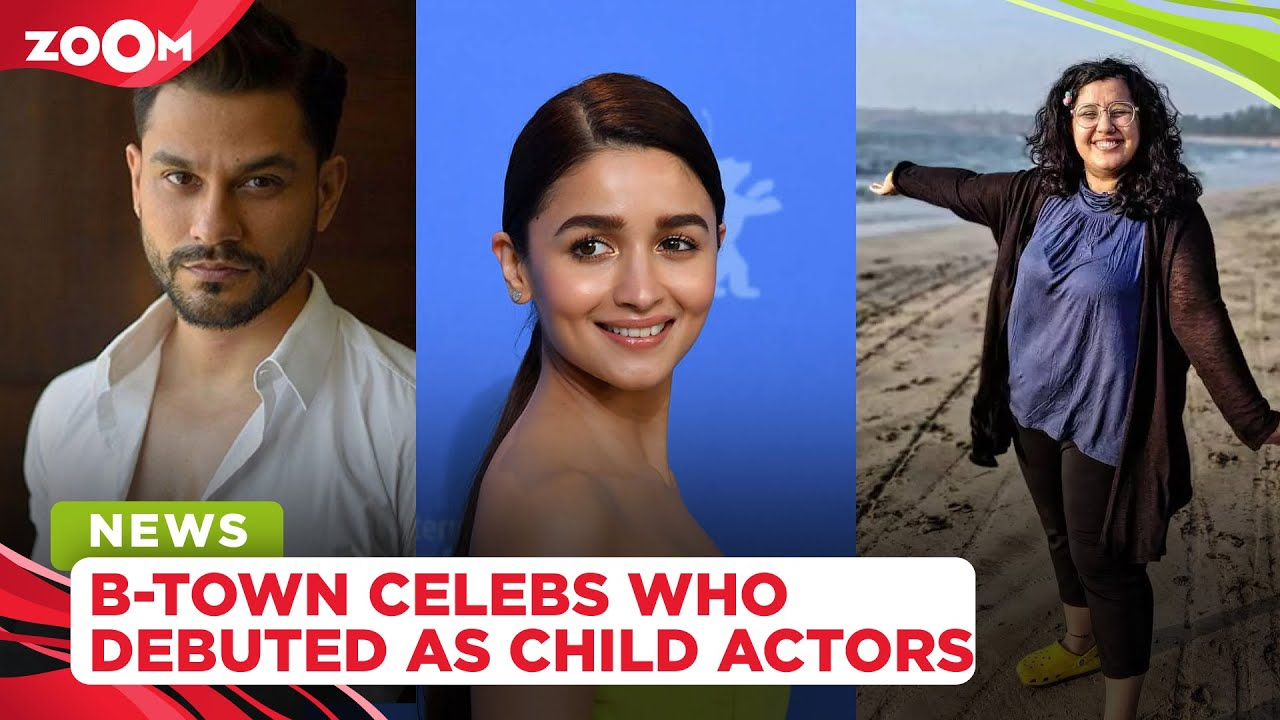 From Alia Bhatt to Jhanak Shukla, actors who made their Bollywood debut at a young age